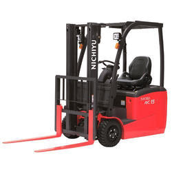 Nichiyu 0.9 To 2 Ton Three Wheel Electric Forklift