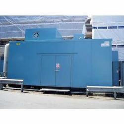 Gas Turbine Acoustic Enclosure