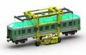 Railway Coach Handling Straddle Carrier