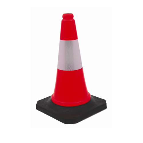 PVC Tierod Cone - Road Safety Items Manufacturer from New ... Traffic Cone On Road