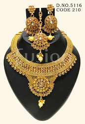 Traditional Bollywood Necklace Set