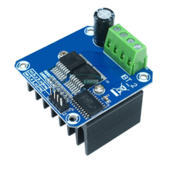 BTS7960 43A H-Bridge Stepper Motor Driver Module