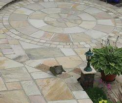 Garden Paving Stone Tile