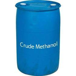 Crude Methanol
