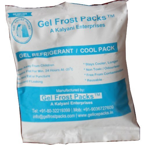 Ice Packs Dry Ice Pack Manufacturer From Chennai