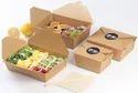 750 ml Paper Food Box  24Oz