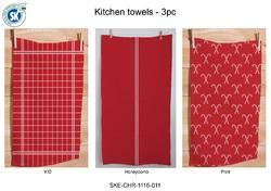 Christmas Kitchen Towel Tea Towel