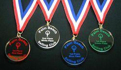 Acrylic Medals