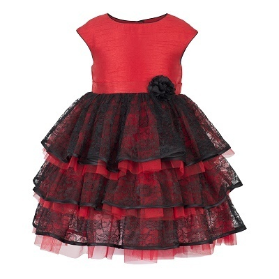 db78b7634 Girls Partywear Dresses - Kids Girls Party Wear Dress Manufacturer ...