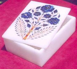 Marble Box for Jewelry