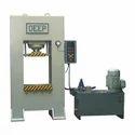 Box Frame Hydraulic Press Machine