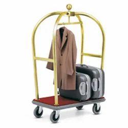 Bell Trolley- Golden