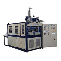 Disposal Plastic Glass Making Machine