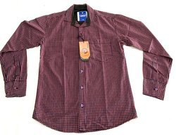 Yarn Dyed Checks Shirt
