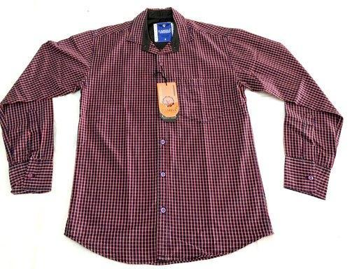 Yarn Dyed Checks Shirt