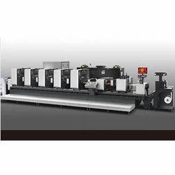 Offset Flexo Label Printing Machine