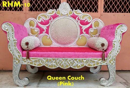 Wedding Sofa - Royal Wedding Sofa Manufacturer from Jaipur