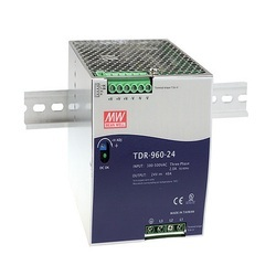 Three Phase DIN Rail Power Supply