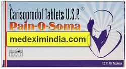 Pain-O-Soma Medicine