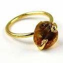 Semi Precious Gemstone Rings