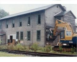 Railroad Bunkhouse