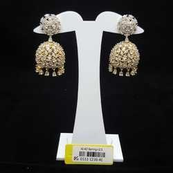American Diamond Jumkhi