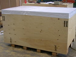 Heavy Duty Plywood Box
