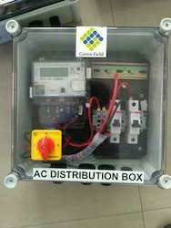 AC Distribution Box Single Phase(With Changeover)