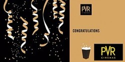 PVR Cinemas - Gift Card/Gift Voucher