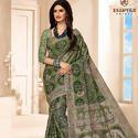 Fancy Printed Cotton Sarees