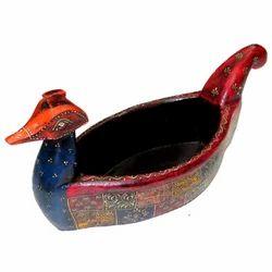 Wooden Emboss Bowl