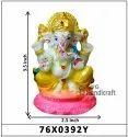Decorative Religious God Ganesha Statue
