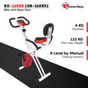 Powermax Magnetic X Bike (BX 110 SX)