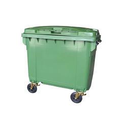 Compactor Wheeled Waste Bins