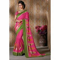Ladies Casual Saree