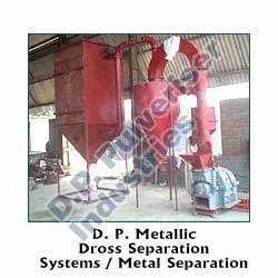 Metallic Dross Separation Systems
