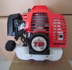 Mitsubishi TB43 Original, 2 Stroke Petrol Engine