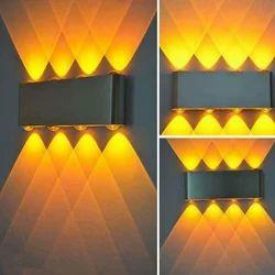 LED Colour Wall Light