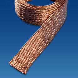 Flat Woven Copper Cables