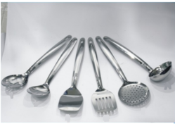 Stainless Steel Kitchen Spoon Set