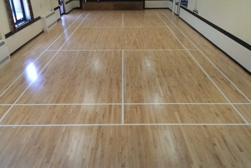 Badminton Wooden Court Flooring Services