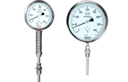 Gas Filled Temperature Gauge
