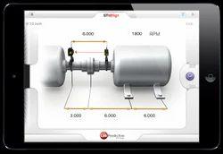 Wireless Shaft Laser Alignment System (GTI)