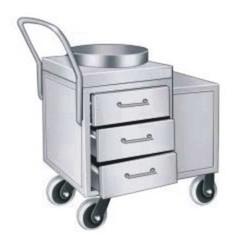 Tea Service Trolleys