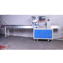 Single Row On Edge Packing Machine for Biscuit Finseal 11E