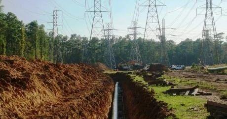 Pipeline Installation Service Pipeline Installation