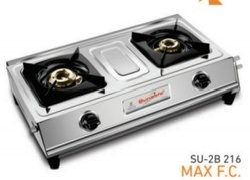 Double Burner Gas Stove SU 2B-216 MAX FC