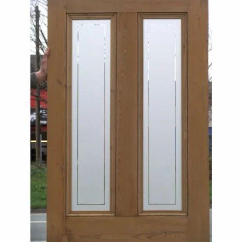 Wooden Doors And Windows - Glass Panels Doors Manufacturer from ...