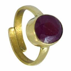 Natural Ruby ( Manik ) Igli Lab Certified Gemstone Ring
