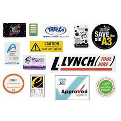 Promotional Printed Stickers
